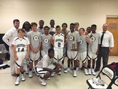 DMS 7th Grade Boys Win Tip Off Tournament Championship