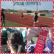 IT'S TIME FOR SPECIAL OLYMPICS!!