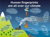 Signs of Human-Caused Climate Change