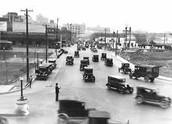 1920s Traffic