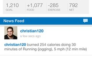 About Calorie Counter & Diet Tracker by MyFitnessPal