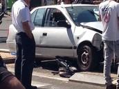 הרכב שבוא הנהג נהג בו.
