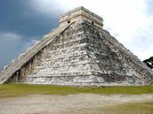 The aztec Pyramids