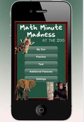 Math Minute Madness