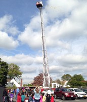 95 feet high!
