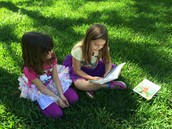 2nd Grade Reading Buddies
