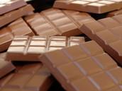 אני אוהב לאכול שוקולד