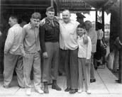 Hemingway and his sons