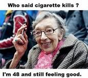 Smoking health facts
