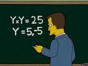 Me gusta la clase de matematicas.