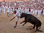 Correr con el toro