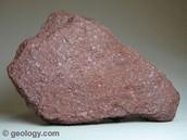 Rock:iron ore
