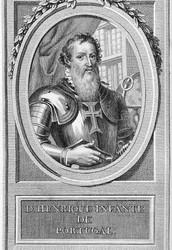Prince Henry, Aged 66