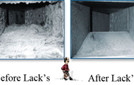 Lack's Air Duct Cleaning Service