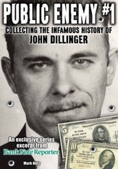 John Dillinger Extra Facts And Questions That Might Be Asked