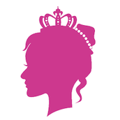 Worldwide Free Shipping Pink Queen