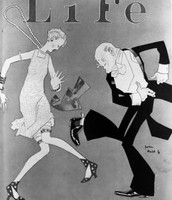 Flappers and the Jazz Age
