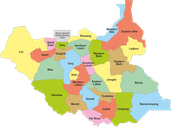 This is South Sudan