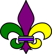 Purple, Green, & Gold Day - Tuesday, February 9th