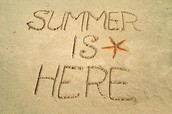 Summer Classes Start Monday!