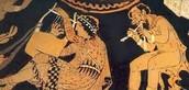 Гнев ми,богињо певај, Ахилеја, Пелеју сина!