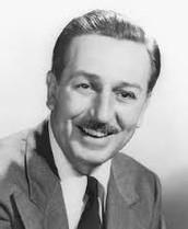 Walt Disney Accoplishments