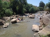 Upper Jordan River