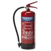 Type C Fire Extinguisher (Powder)