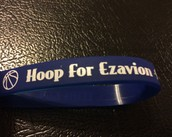Hoop for Ezavion- Monday, November 17th.