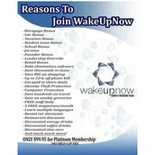 Benefits of Joining WakeUpNow