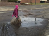 Epic puddle jump! - FH