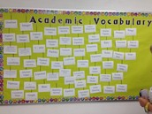 EL Instructional Strategy of the Month: Word Walls