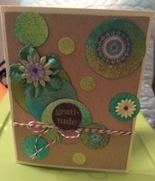 Angie and Mom have Handmade Cards available for Sale!