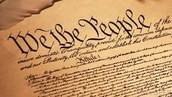 Copy of the U.S. Constitution