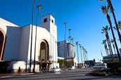 LA union station 1939