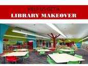 Box Tops = A Library Makeover!