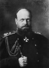 Alexander III (1845 - 94)