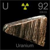 Uranium purification