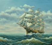 Hernan Cortes's Ship