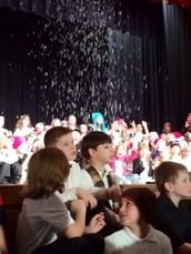 Let it Snow... our winter concert was a big success!