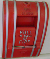 All occupants must know where pull stations are located.