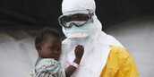 These are the people who are helping the Ebola disease.