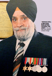 Leicester Mercury Recognises the Contribution of Amarjit Bains' Father