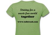 Back of Women's Shirt