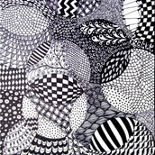Have fun with Zentangle®...