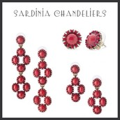 Sardinia Chandeliers 3 in 1 $25