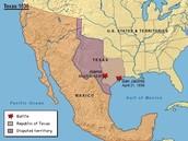1836 Texas Independence Established