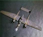 Northdrop F2T USMC Version of P-61 Black Widow - Night Fighter.
