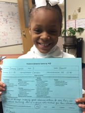 Positive Behavior Referrals are POSITVELY the BEST!
