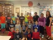 Ms. Francis - 5th Grade - September